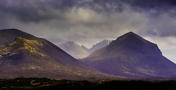 Cuillin Hills, Isle of Skye, Scotland<br /> <br /> (c) Andrew Wilson | Edinburgh Elite media