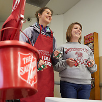 2017 UWL Salvation Arm Bell Ringing Day