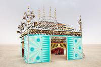 Expansion Pavilion by: Shrine from: Pasadena, CA year: 2019 https://burningman.org/event/brc/2019-art-installations/?yyyy=&artType=H#a2I0V000001T9HSUA0