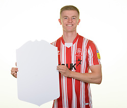 2018/19 Fifa Ultimate Team (FUT) - Lincoln City's Scott Wharton<br /> <br /> Picture: Chris Vaughan Photography for Lincoln City<br /> Date: September 13, 2018