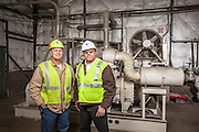 Mountain Cement Company uses energy efficiency programs provided by Rocky Mountain Power in Laramie, WY.