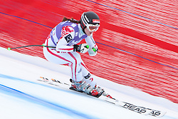 19.01.2011, Tofana, Cortina d Ampezzo, ITA, FIS World Cup Ski Alpin, Lady, Cortina, Abfahrt 1. Training, im Bild Elisabeth Goergl (AUT, #18) // Elisabeth Goergl (AUT) during FIS Ski Worldcup ladies downhill first training at pista Tofana in Cortina d Ampezzo, Italy on 19/1/2011. EXPA Pictures © 2011, PhotoCredit: EXPA/ J. Groder