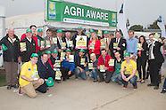 Agri Aware, at National Ploughing Championships, at Ratheniska, Co. Laois.