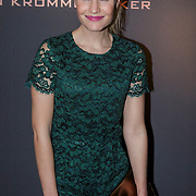 NLD/Laren/20150124 - Modeshow Addy van den Krommenacker Fall Winter 2015 'London revisited', Kimberly Klaver
