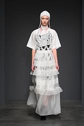 Fashion Catwalk Altamoda AltaRoma 2017, fashion designer Melampo. 28 Jan 2017 Pictured: Fashion Catwalk AltaModa AltaRoma 2017, Melampo. Photo credit: MEGA TheMegaAgency.com +1 888 505 6342
