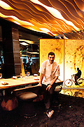 Iniala Luxury Residence,3 Michelin star chef Eneko Atxa at Aziamendi