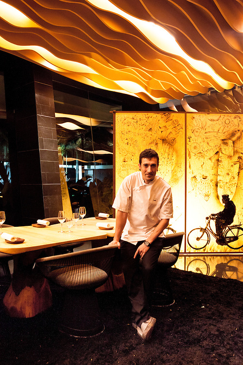Iniala Luxury Residence,3 Michelin star chef Eneko Atxa at Aziamendi