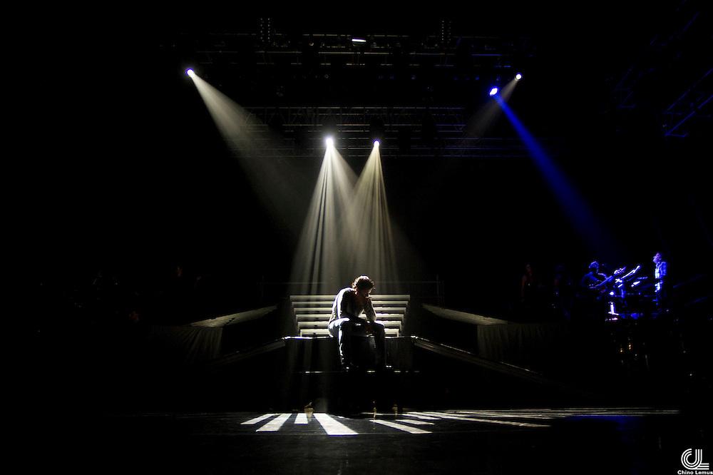 Chayanne.Auditorio Nacional.01/21/2011.Photo © Chino Lemus 2011