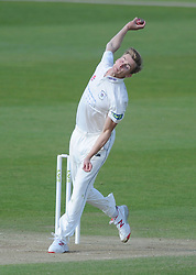 Craig Miles of Gloucestershire  - Photo mandatory by-line: Dougie Allward/JMP - Mobile: 07966 386802 - 08/06/2015 - SPORT - Football - Bristol - County Ground - Gloucestershire Cricket v Lancashire Cricket Day 2 - LV= County Championship