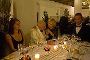 DONALD KAHN; ELIETTE VON KARAJAN, Otello at the Grosses Festspielhaus and afterwards  Gala dinner at the Donald Kahn lounge.  Salzburg.  Amadeus Weekend. Salzburg. 24 August 2008.  *** Local Caption *** -DO NOT ARCHIVE-© Copyright Photograph by Dafydd Jones. 248 Clapham Rd. London SW9 0PZ. Tel 0207 820 0771. www.dafjones.com.