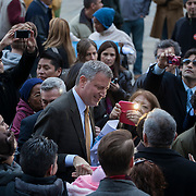 Bill de Blasio Campaigns