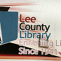 Lee County Bookmobile