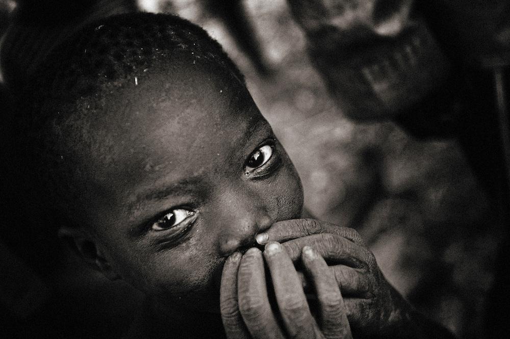 Azafi, Ethiopia, Gilgel Beles, children Gumuz, Gilgel, Blese, valley, Africa, Ethiopia, Sudan border Beles