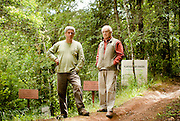 FAMILIA DONOSO, DUEÑOS DE UN PARQUE DE SELVA VALDIVIANA A 30 MINUTOS DEL CENTRO DE VALDIVIA. VALDIVIA, 14 REGION DE LOS RIOS, CHILE. 04-12-2011 (©Alvaro de la Fuente/TRIPLE)