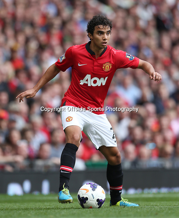 14th September 2013 - Barclays Premier League - Manchester United v Crystal Palace - Fabio De Silva of Man Utd - Photo: Simon Stacpoole / Offside.