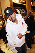 DJ Envy at The Sean John Boutique on Fifth Ave on September 10, 2009  in New York City