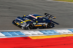 October 16, 2016 - Hockenheim, Germany - Motorsports: DTM race Hockenheim, Saison 2016 - 9. Event Hockenheimring, GER, #3 Paul di Resta (SCO, Mercedes-AMG DTM Team HWA, Mercedes-AMG C 63 DTM) (Credit Image: © Hoch Zwei via ZUMA Wire)