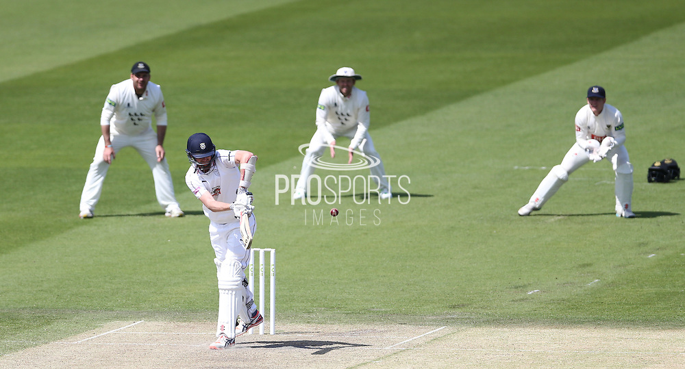 Jackson Bird during the LV County Championship Div 1 match between Sussex County Cricket Club and Hampshire County Cricket Club at the BrightonandHoveJobs.com County Ground, Hove, United Kingdom on 8 June 2015.
