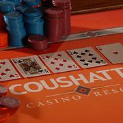 2009-02 Coushatta 7-Clans Poker