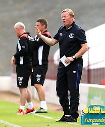 Ronald Koeman manager of Everton gestures - Mandatory by-line: Matt McNulty/JMP - 23/07/2016 - FOOTBALL - Oakwell Stadium - Barnsley, England - Barnsley v Everton - Pre-season friendly