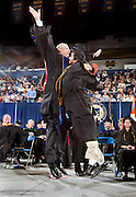 5/1/2010 College of Engineering spring commencement at Crisler Arena.