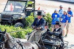 Exell Boyd, AUS, Carlos, Celviro, Checkmate, Daphne<br /> World Equestrian Games - Tryon 2018<br /> © Hippo Foto - Dirk Caremans<br /> 23/09/2018