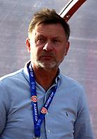 International Women's Friendly Matchs 2019 / <br /> Womens's Algarve Cup Tournament 2019 - <br /> Portugal v Sweden 2-1 ( Municipal Stadium - Albufeira,Portugal ) - <br /> Peter Gerhardsson ,Coach of Sweden