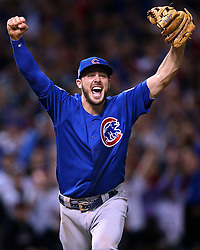 Kris Bryant and the Chicago Cubs win, 2016