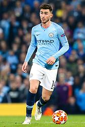 Aymeric Laporte of Manchester City - Mandatory by-line: Robbie Stephenson/JMP - 17/04/2019 - FOOTBALL - Etihad Stadium - Manchester, England - Manchester City v Tottenham Hotspur - UEFA Champions League Quarter Final 2nd Leg