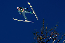 Robin Pedersen (NOR) during the Trial Round of the Ski Flying Hill Individual Competition at Day 1 of FIS Ski Jumping World Cup Final 2019, on March 21, 2019 in Planica, Slovenia. Photo by Masa Kraljic / Sportida