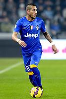 Roberto Pereyra Juventus,<br /> Torino 15-01-2015, Juventus Stadium, Football Calcio 2014/2015 Coppa Italia, Juventus - Verona, Foto Filippo Alfero/Insidefoto