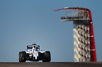 MASSA Felipe (Bra) Williams F1 Mercedes Fw36 action   during the 2014 Formula One World Championship, United States of America Grand Prix from November 1st to 2nd 2014 in Austin, Texas, USA. Photo Frederic Le Floch / DPPI.