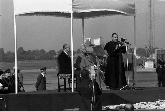 Pope visits Ireland 29/09/1979