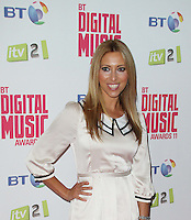 Kate Walsh BT Digital Music Awards, Roundhouse, Camden, London, UK. 29 September 2011 Contact: Rich@Piqtured.com +44(0)7941 079620 (Picture by Richard Goldschmidt)