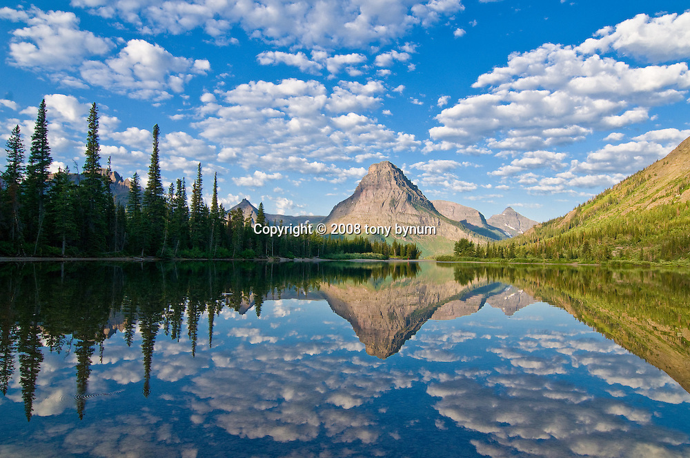 sinopah mountain two medicine valley glacier national park