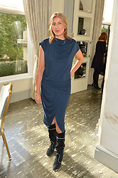 Perfume designer AZZI GLASSER at the Future Dreams 'United For Her' Ladies Lunch 2016 held at The Savoy, London on 10th October 2016.