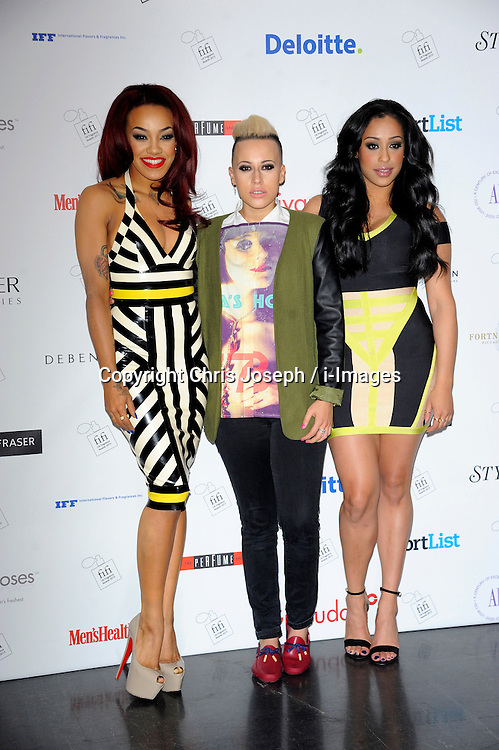 Stooshe attend the FiFI UK Fragrance Awards 2013 at The Brewery on May 16, 2013 in London, England, May 16, 2013. Photo by:  Chris Joseph / i-Images