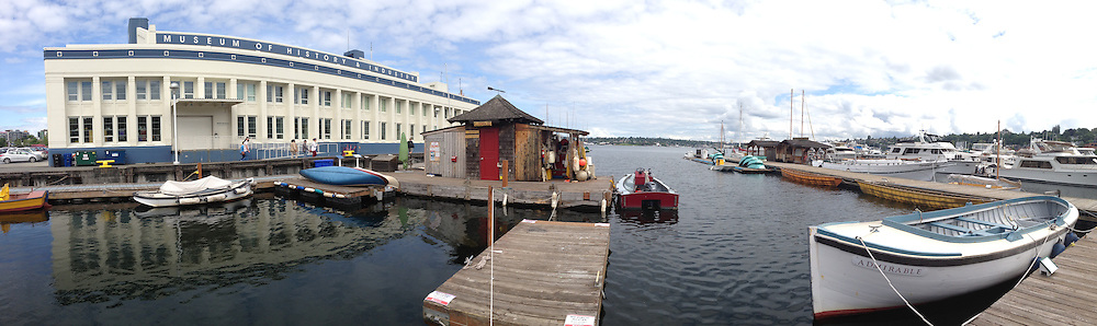 Center for Wooden Boats, Seattle, Washington, US