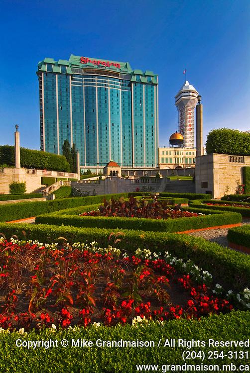 Sheraton On The Falls Hotel. Niagara Falls. Ontario. Canada