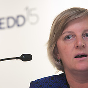 04 June 2015 - Belgium - Brussels - European Development Days - EDD - Urban - Solid ground - Access to land for vulnerable people in developing countries - Zuzana Letkova , Director of the Slovak Agency for International Development Cooperation © European Union