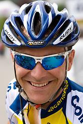 Borut Bozic at Slovenian National Championships in Road cycling, 178 km, on June 28 2009, in Mirna Pec, Slovenia. (Photo by Vid Ponikvar / Sportida)