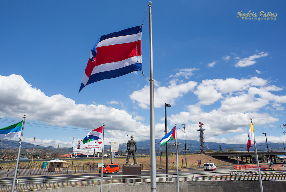 Juan Santamaría International Airport, San José, Costa Rica