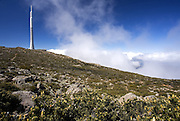 Communication Tower, Mount Wellington - Tasmania