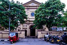 St Anthony's Cathedral, Kandy, Sri Lanka