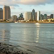 San Diego skyline view from Coronado.