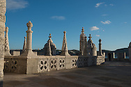 Portugal. Lisbon. Belem tower by Tagus river