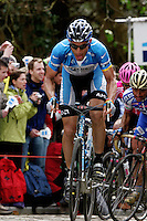 George Hincapie 3rd, Bettini, Klier.  Muur