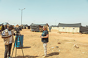 NIGER, Alessandra Morelli, UNHCR resposible in Niger with a total of 5 refugees camps.