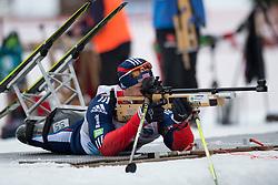 CNOSSEN Daniel, USA, Short Distance Biathlon, 2015 IPC Nordic and Biathlon World Cup Finals, Surnadal, Norway