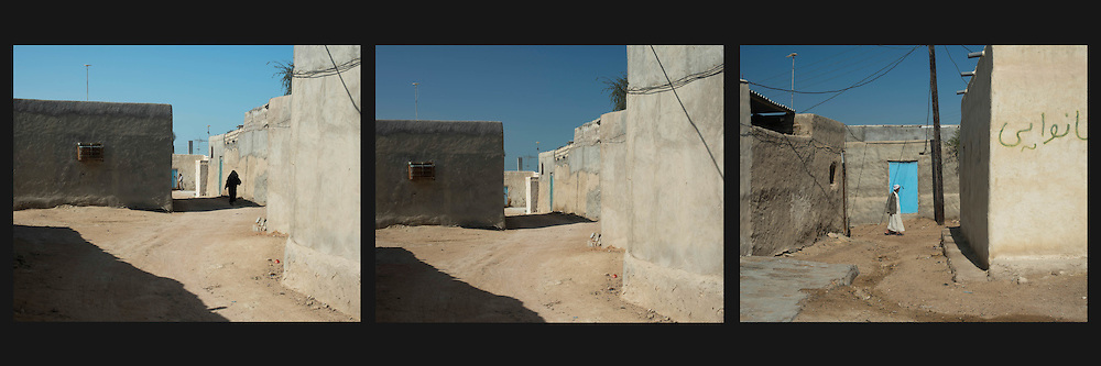 Dulab, a calm village of the sea coast of Qeshm Island